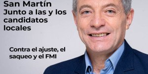 FIT Unidad – Diputado Giordano en Quilmes