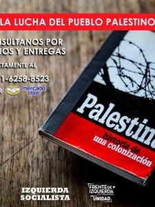 Palestina: historia de una colonización